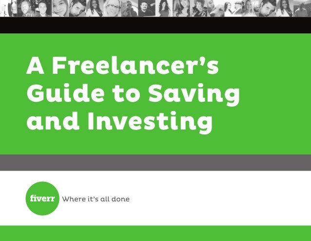 A Freelancer's Guide to Saving and Investing