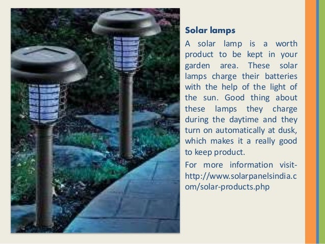 Solar Power Products Ii