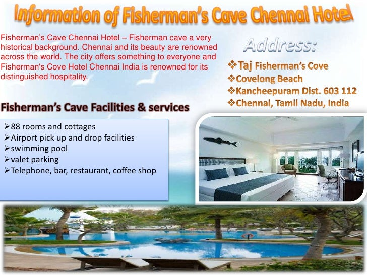 Best Staying Option In Five Star Deluxe Hotels Chennai