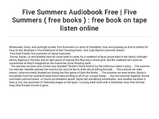 five summers lamarche una