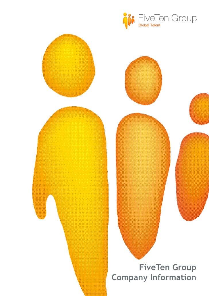 FiveTen Group Company Information