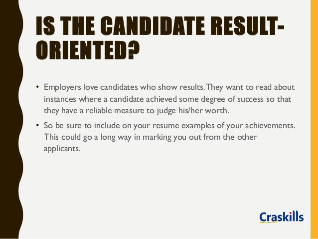 stunning what employers want to see on a resume photos simple