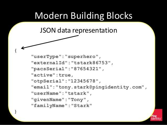 modern building blocks json