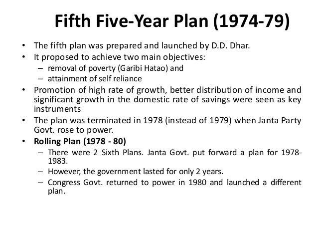 indias five years plan Government of india - ministry of information and broadcasting.