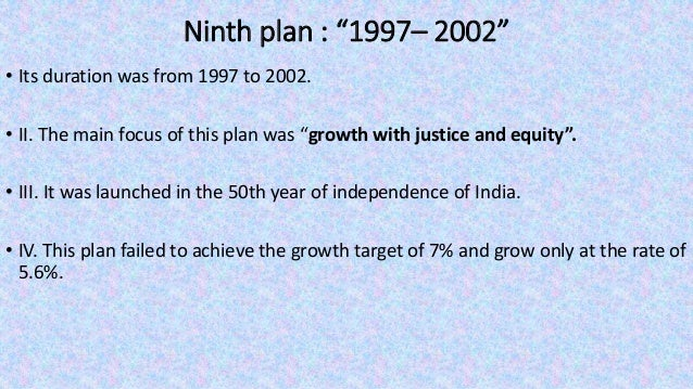 """Twelfth plan : """"2012– 2017"""" • Its duration is from 2012 to 2017. • II. Its main theme is """"Faster, More Inclusive and Susta..."""