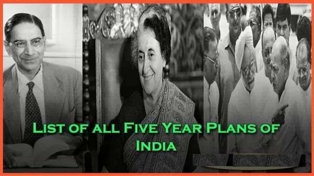 • 2. Second Five Year Plan: • It was made for the duration of 1956 to 1961. • It was based on the P.C. Mahalanobis Model. ...