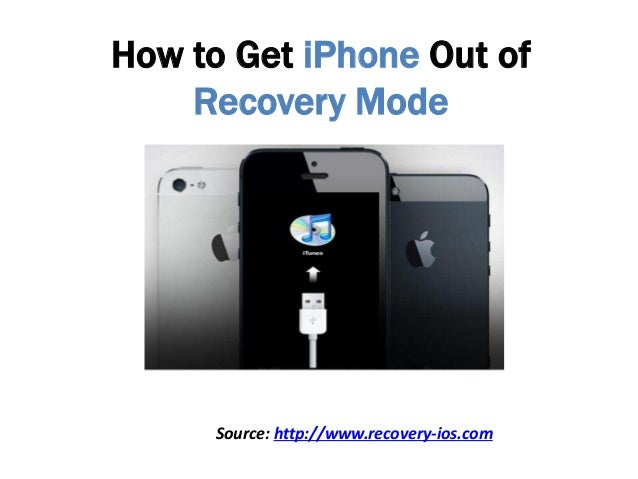 how to put iphone in recovery mode how to fix iphone stuck in recovery mode 20194