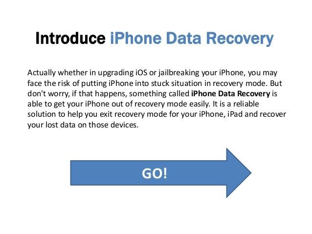 what happens if you jailbreak your iphone how to fix iphone stuck in recovery mode 5736