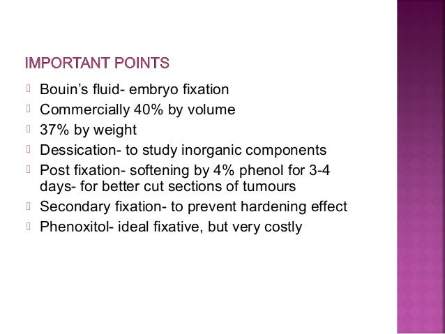 Fixation (histology)