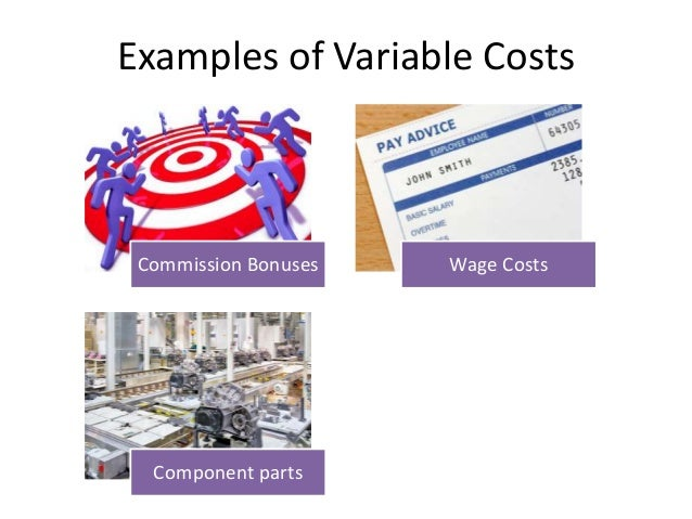 A2 Micro Fixed And Variable Costs