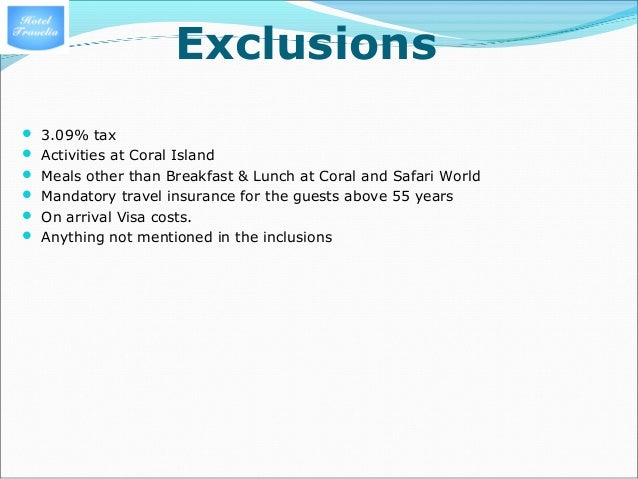 Would Travelers Insurance Valid For Tax Return