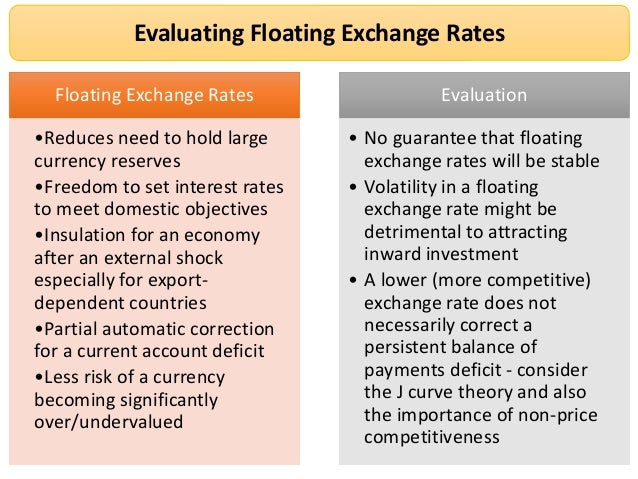 stable exchange rate