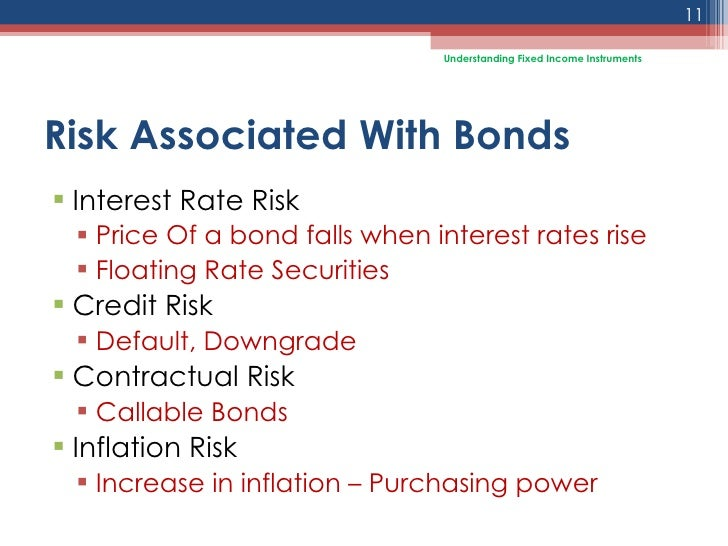 fixed income syllabus 3 group project we will have a fixed income portfolio vs an index project you will purchase a us treasury bond portfolio and measure its risk and performance against a benchmark for the month of october.