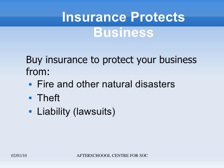 Insurance Premium Variable Cost