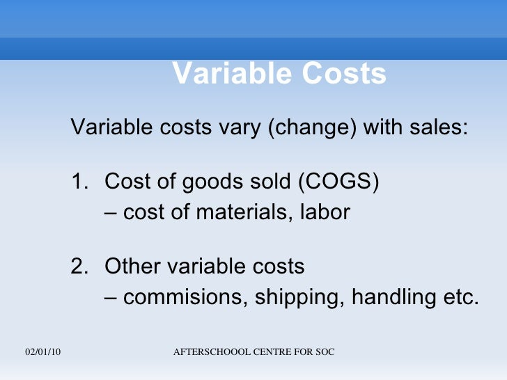 are amazon s shipping costs variable or fixed As an online seller, how should you charge for shipping and handling  you  don't have to be a behemoth like amazon, however, to create a  more of a  variable cost model, meaning their total cost per order remains more.