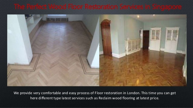 Wood Floor Sanding London