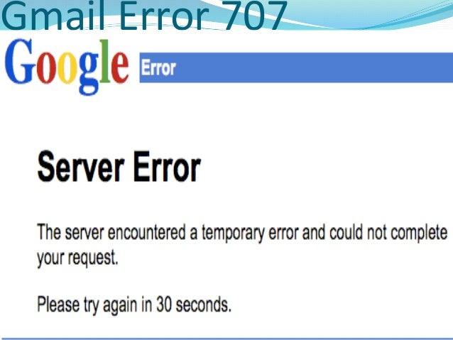 1-844-239-5111 Fix Gmail Error 707