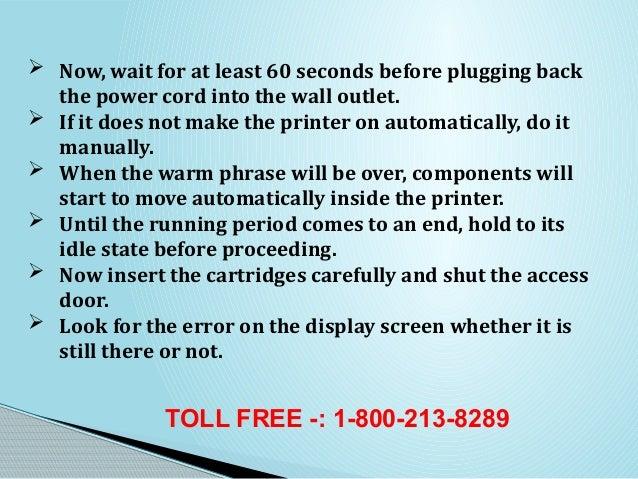 1-800-213-8289 Fix HP Printer Error Code OXC4EB9343