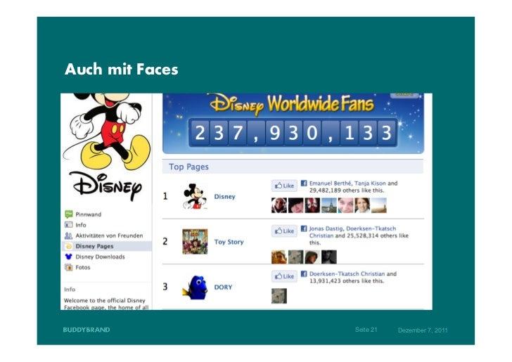 Auch mit Faces                 Seite 21   Dezember 7, 2011