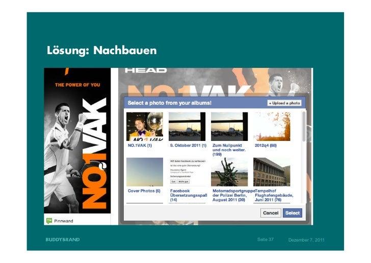 Lösung: Nachbauen                    Seite 37   Dezember 7, 2011