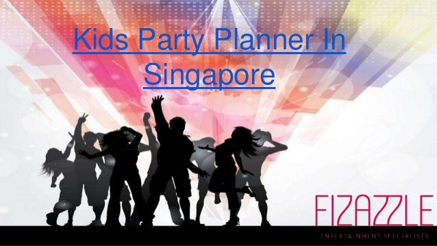 Kids Party Planner In Singapore