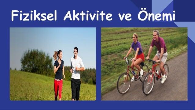 Fiziksel Aktivite ve Önemi