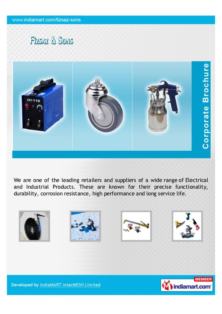 United Traders, Thane, Electrical Products Services