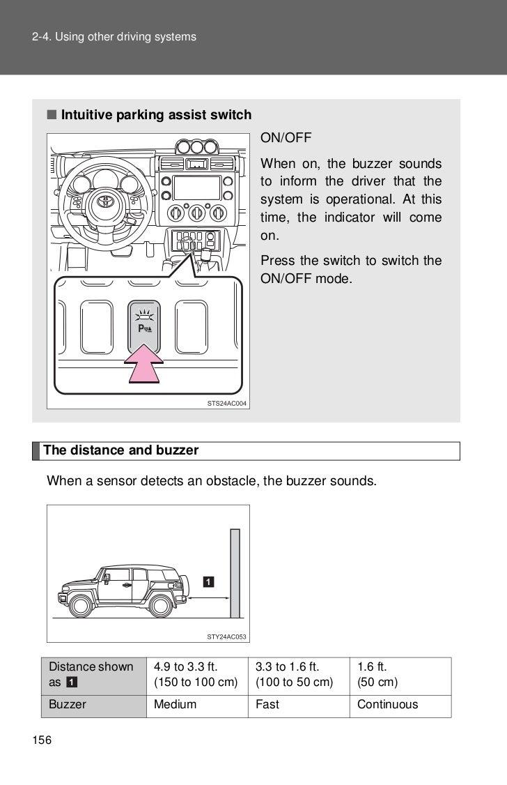 2012 Toyota Fj Cruiser Driving System Baltimore Maryland Fuse Box Diagram 6