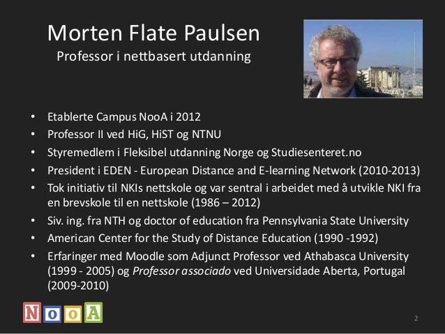Fjernundervisning i Norge Slide 2