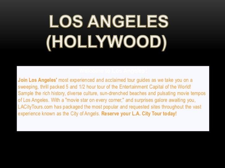LOS ANGELES<br />(HOLLYWOOD)<br />