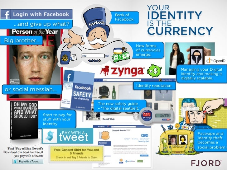 YOUR                                            Bank of                                            Facebook.         IDENT...