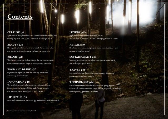 JWT: The Future 100 (December 2014) Slide 2