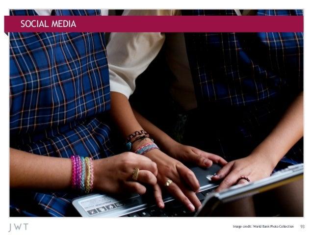 SOCIAL MEDIA  Image credit: World Bank Photo Collection  93
