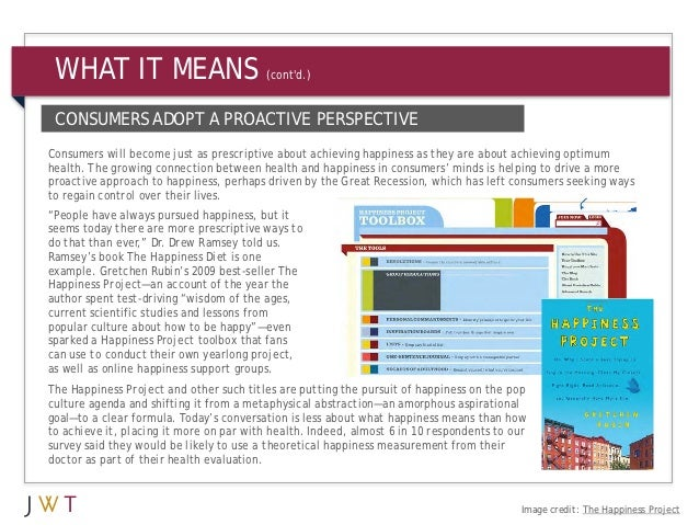 WHAT IT MEANS                            (contd.) CONSUMERS ADOPT A PROACTIVE PERSPECTIVEConsumers will become just as pre...