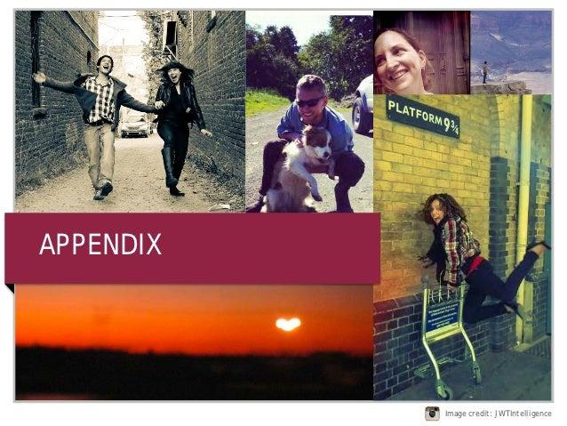 APPENDIX           Image credit: JWTIntelligence