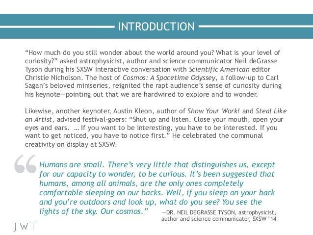 10 Overriding Themes from SXSW (March 2014) Slide 3