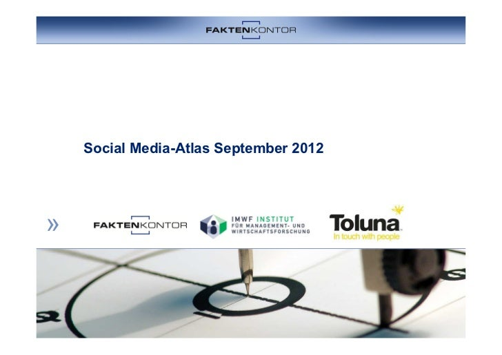 Social Media-Atlas September 2012