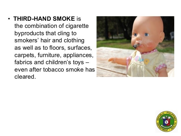 Doh Presentation Smoking And Your Health