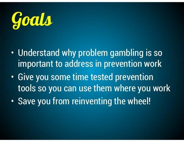 Addressing gambling addiction