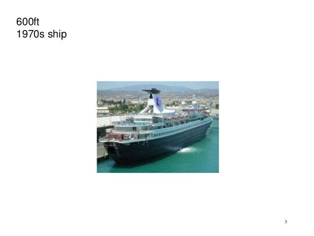 5 600ft 1970s ship