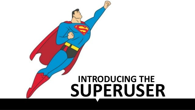 Superuser - Android Apps on Google Play
