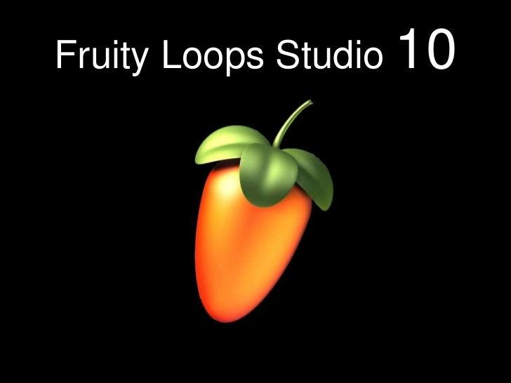 Fruity Loops Studio 10