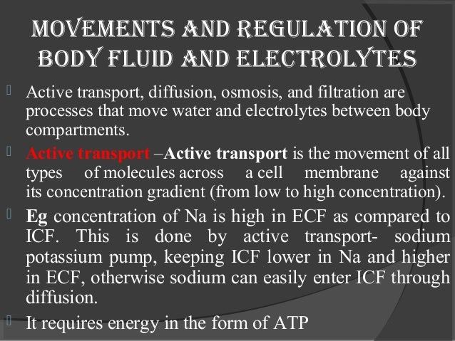 fluid and electrolytes essay This patient case study report will outline the contributing factors related to a fluid and electrolyte imbalance, whilst assessing the medical and.