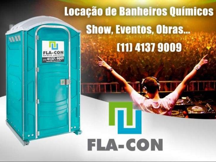 Fla-Con apresentação