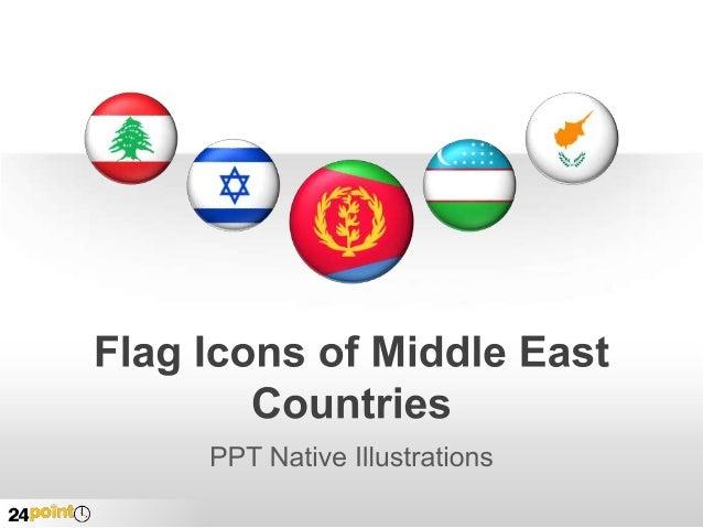 Flag Icons Middle East BAHRAIN EGYPT IRAQ CYPRUS ISRAEL JORDAN KUWAIT LEBANON OMAN PALESTINE JORDAN KUWAIT LEBANON OMAN PA...