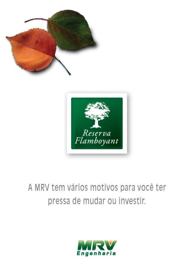 MRV Folder Flamboyant | Goiânia - GO