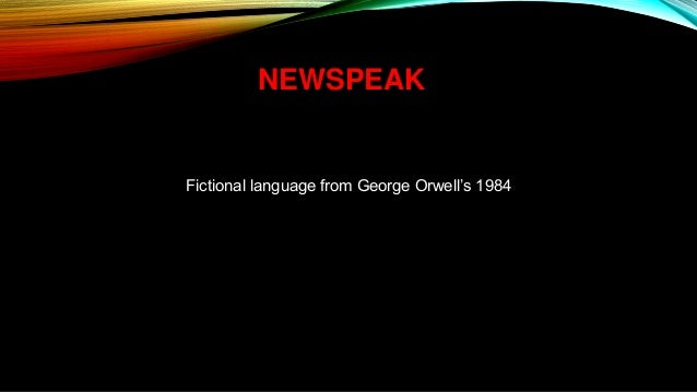"a reading report on 1984 by george orwell Teaching orwell and '1984' with the new york times when george orwell's ""1984"" was first invite your students to read orwell's letter."