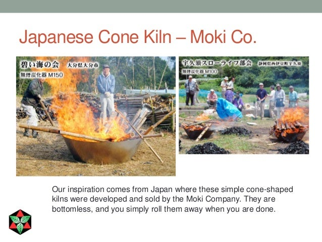 Flame Carbonizers for Biochar In Practice and Theory Slide 2