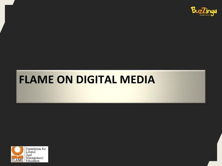 FLAME ON DIGITAL MEDIA