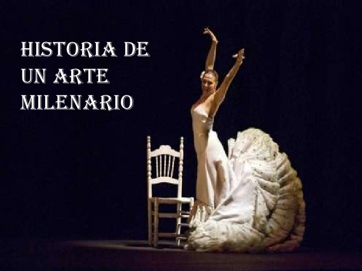 HISTORIA DE UN ARTE MILENARIO<br />